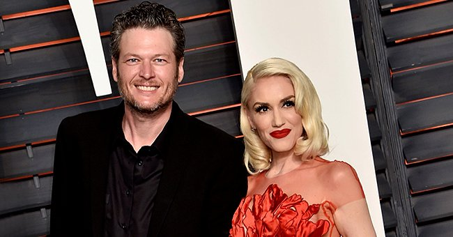 People: Blake Shelton Asked for Gwen Stefani's Three Sons' Approval before Proposing