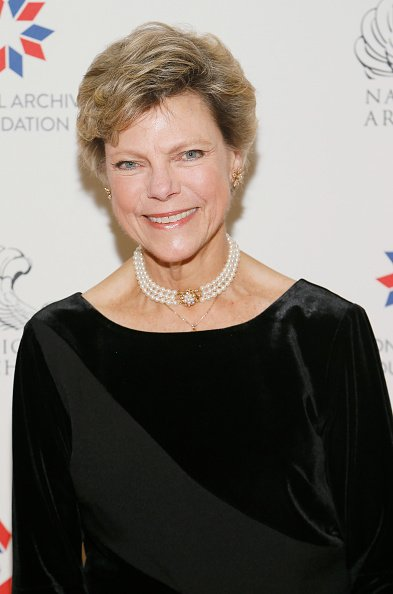 Cokie Roberts at the National Archives Foundation Gala on October 21, 2017 in Washington DC | Photo: Getty Images