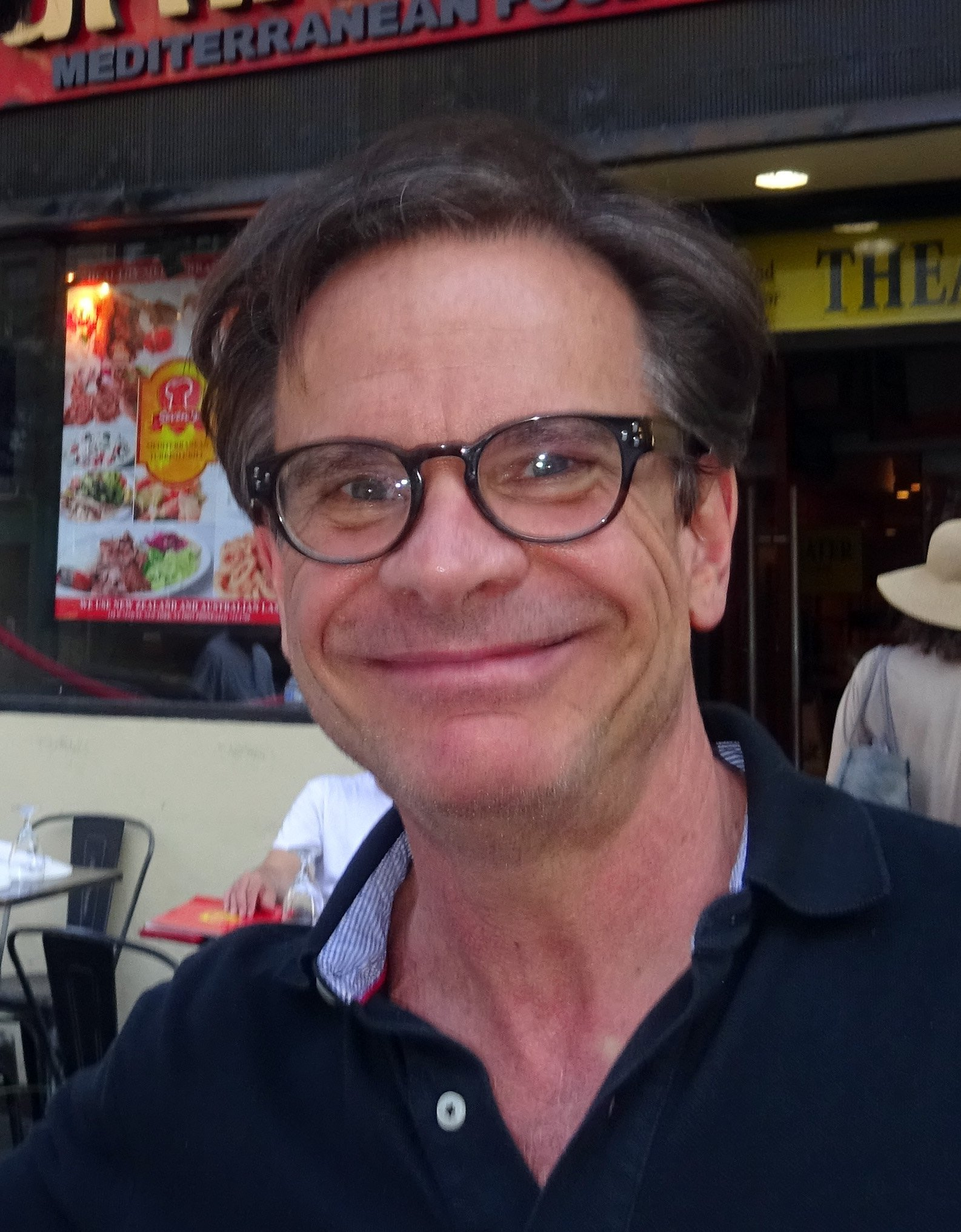Peter Scolari at NYC in 2016. | Source: Wikimedia Commons
