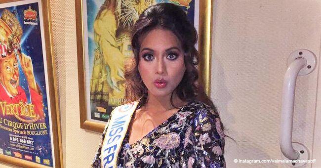 Miss France 2019 fait face à une vive réaction du public pour s'être moquée des handicaps avec une photo controversée dans un fauteuil roulant