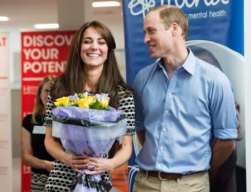 La photo de Kate Middleton et du prince William | Source: Getty Images / Global Ukraine