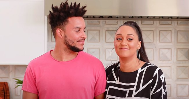Watch Tia Mowry Embarrass Her Look-Alike Brother Tavior as They Cook Together in a Sweet Video