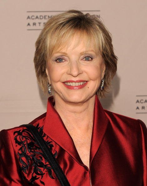 Florence Henderson at the Beverly Hills Hotel on May 5, 2010 in Beverly Hills, California. | Photo: Getty Images