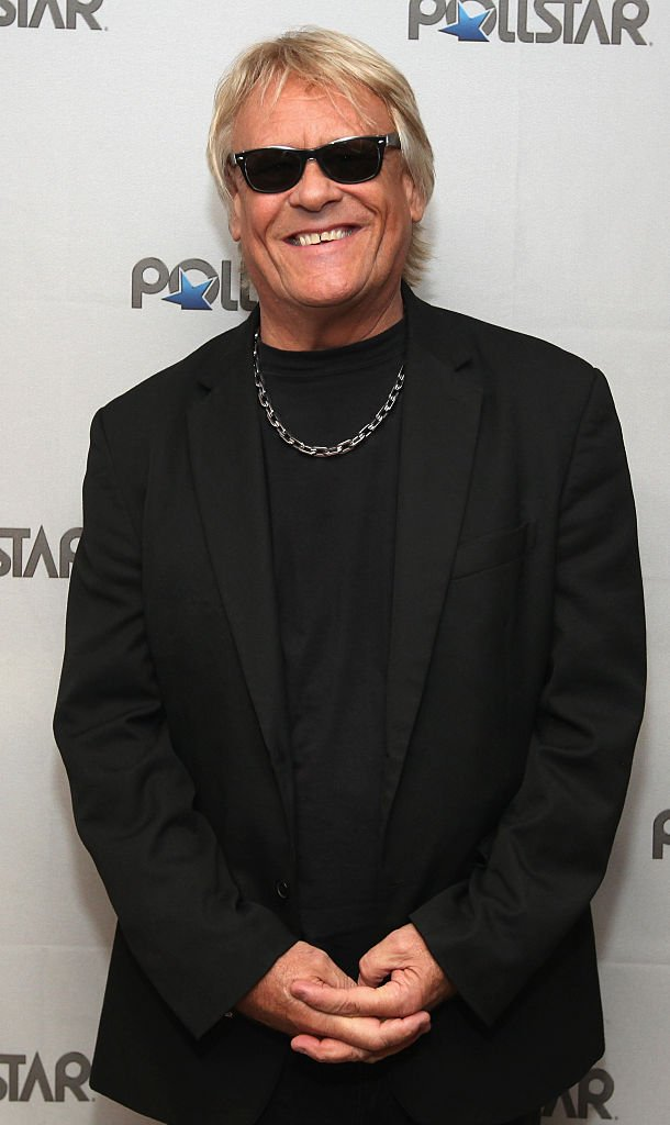 Bad Company's Brian Howe at the 26th Annual PollStar Awards on February 21, 2015 in Nashville, Tennessee | Photo: Getty Images