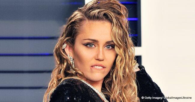 Miley Cyrus Posts a Brand New Racy Photo