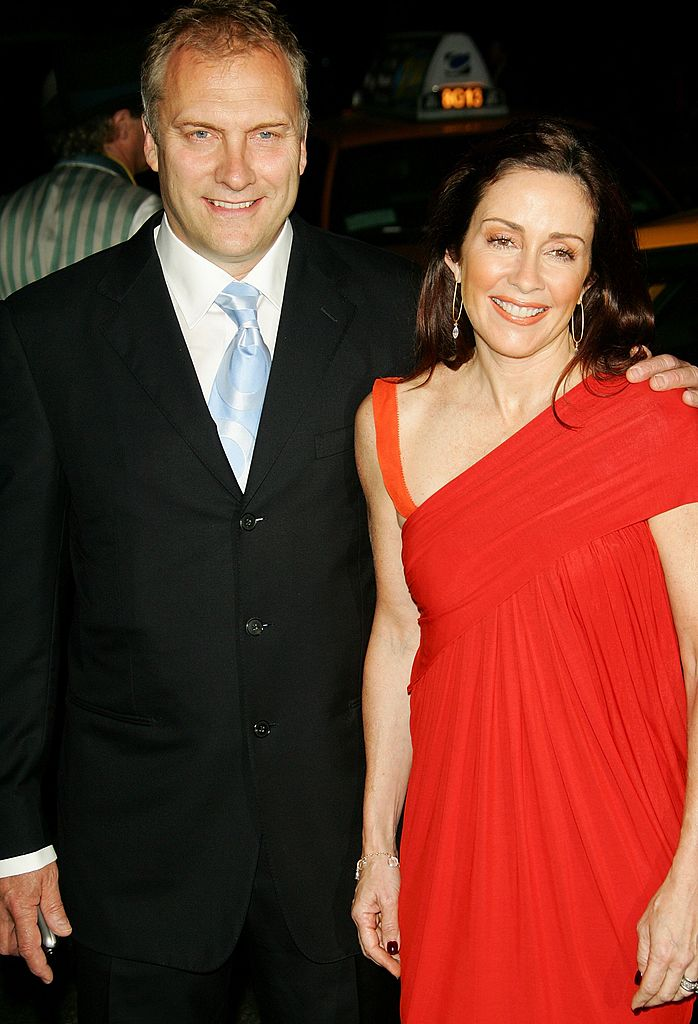 "Patricia Heaton and husband David Hunt attend the Fresh Air Fund's ""Salute To American Heroes"" annual spring gala 