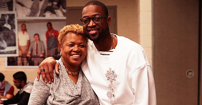 Dwyane Wade Shares Sweet Tribute to Mom Jolinda on Her 65th Birthday