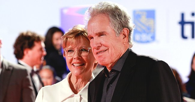 Annette Bening (L) and Warren Beatty attend the 'Film Stars Don't Die in Liverpool' premiere during the 2017 Toronto International Film Festival at Roy Thomson Hall on September 12, 2017 in Toronto, Canada | Photo: Getty Images
