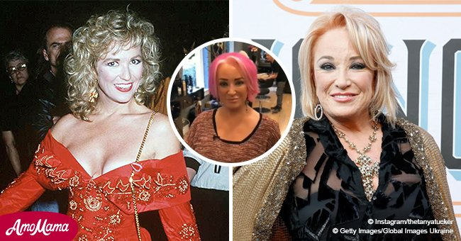 Tanya Tucker stuns fans with her bold new look, and she looks completely unrecognizable