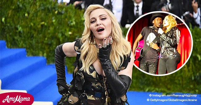 'Did Madonna get a Kardashian implant?' Famous singer hits back at fans' comments