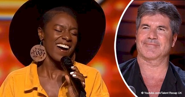 Meet 'X-Factor' contestant who picked a really hard song and blew Simon Cowell away with her voice