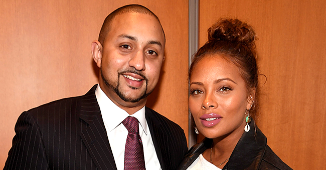 Watch Eva Marcille's Blue-Eyed Baby Learn to Walk Steadily at 14 Months