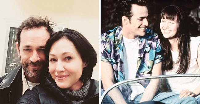 Shannen Doherty Pays Tribute to Luke Perry by Joining 'Riverdale'