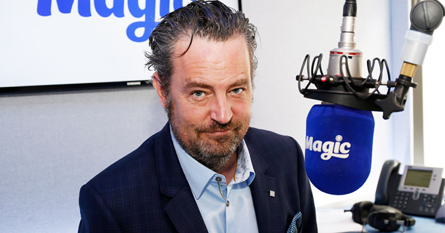 Matthew Perry of 'Friends' Fame Looks Unrecognizable in Recent Photos