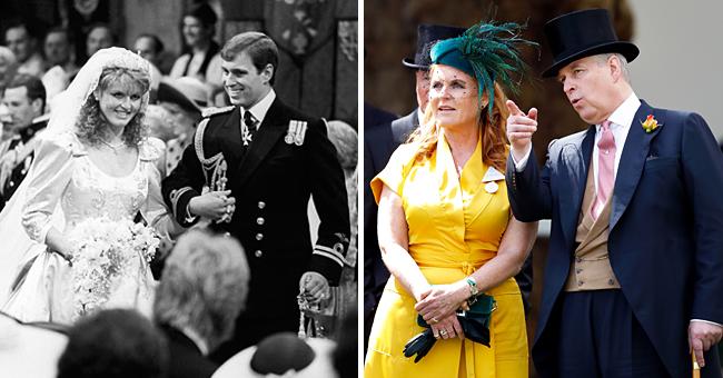Princess Eugenie Celebrates Divorced Parents' Sarah Ferguson & Prince Andrew's 33rd Anniversary in a Post