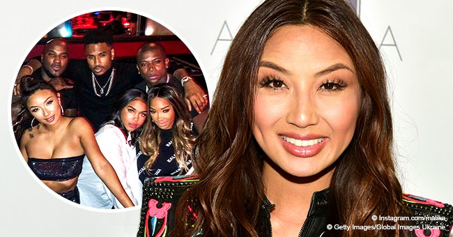 Jeannie Mai and rapper Young Jeezy spark dating rumors after posing together in a club
