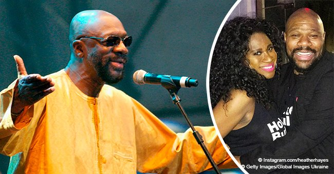 Remember legendary performer Isaac Hayes? Meet his adult daughter and son who look just like dad