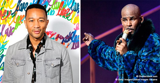 John Legend responds to critics after appearing in controversial R. Kelly docuseries