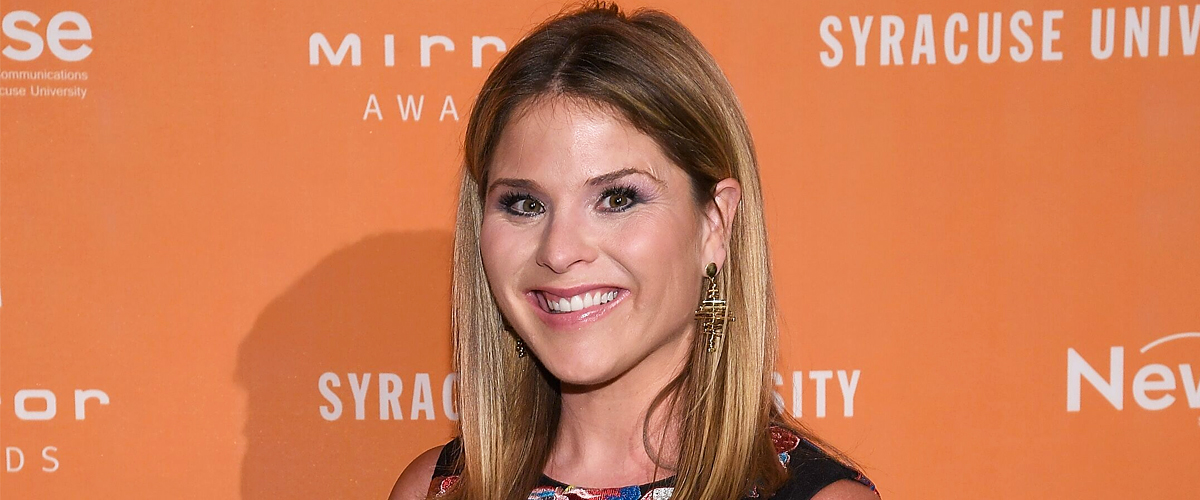 Jenna Bush Hager's Twin Sister Barbara Holds Her Newborn Nephew Hal for the First Time