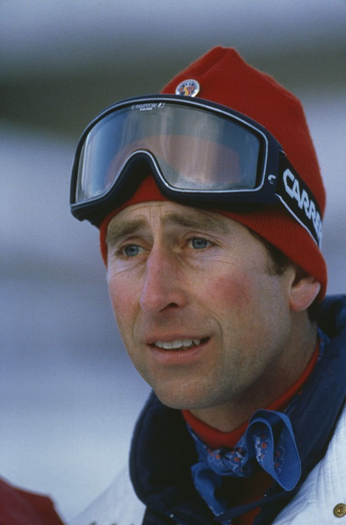 Prince Charles during a skiing holiday in Liechtenstein | Photo: Getty Images