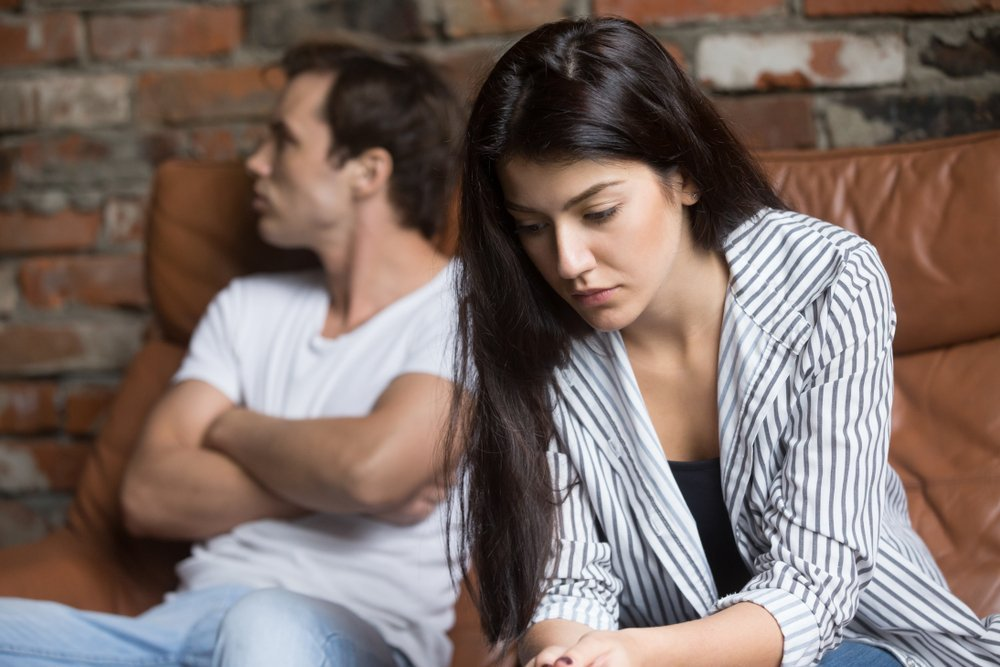 A sad pensive woman thinking of relationships problem. | Photo: Shutterstock
