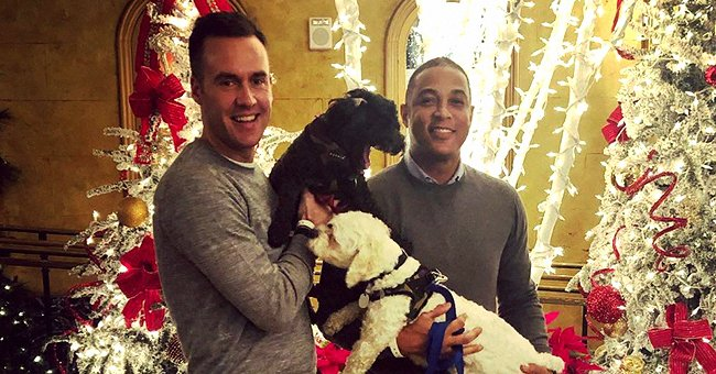 Don Lemon's Fiance Tim Malone Celebrates His Mother's Birthday With a Sweet Post
