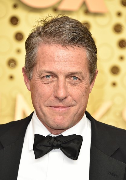 Hugh Grant at the 71st Emmy Awards at Microsoft Theater on September 22, 2019 in Los Angeles, California | Photo: Getty Images