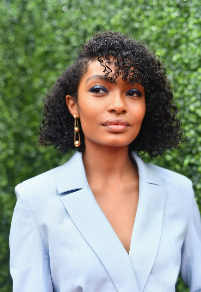 Yara Shahidi attends the 2018 MTV Movie And TV Awards at Barker Hangar on June 16, 2018 in Santa Monica, California. I Image: Getty Images.