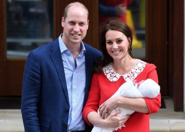 Image credits: Twitter/Kensington Palace