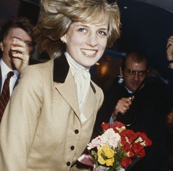 Prinzessin Diana | Quelle: Getty Images