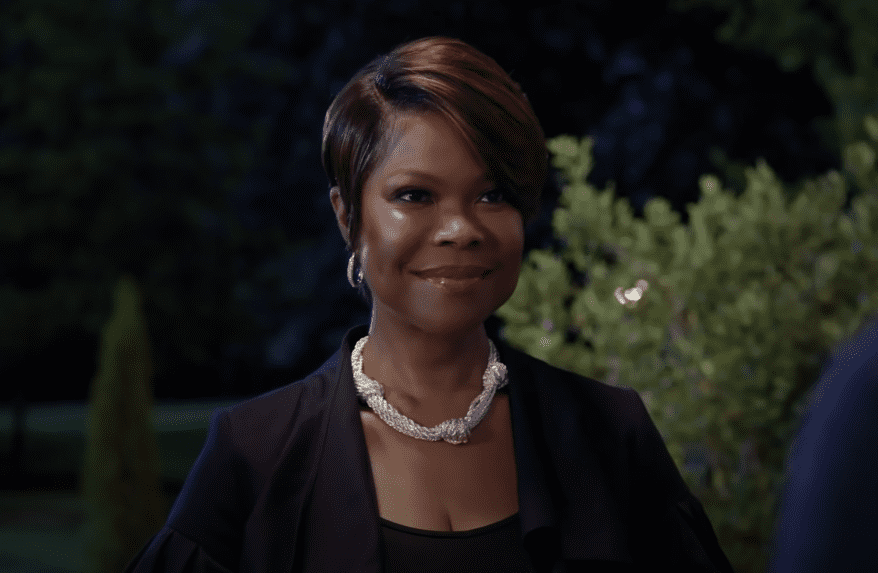 """A screenshot from Tyler Perry's """"The Haves and the Have Nots"""" featuring Angela Robinson   Photo: Youtube/own"""