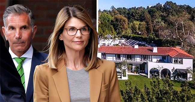 People: Lori Loughlin and Mossimo Giannulli Sell Their Mansion at a Bargain Price – Here's Why