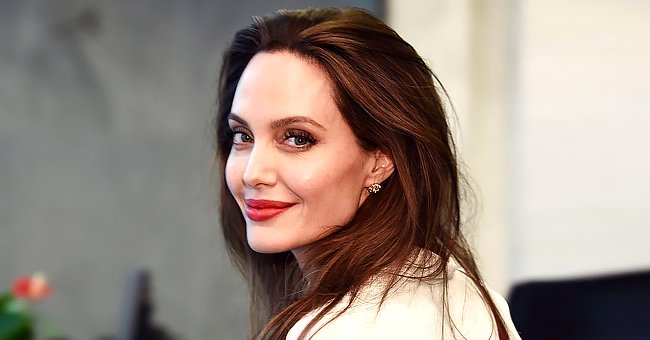 Angelina Jolie Gives Honest Take on How She's Faring with Traditional Motherhood