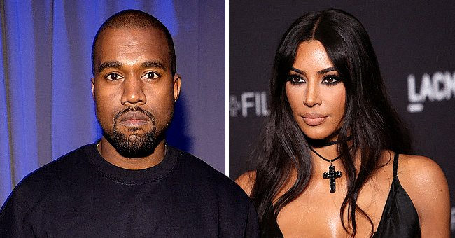 Hollywood Life: Kanye West Feels He Can Get Estranged Wife Kim Kardashian Back