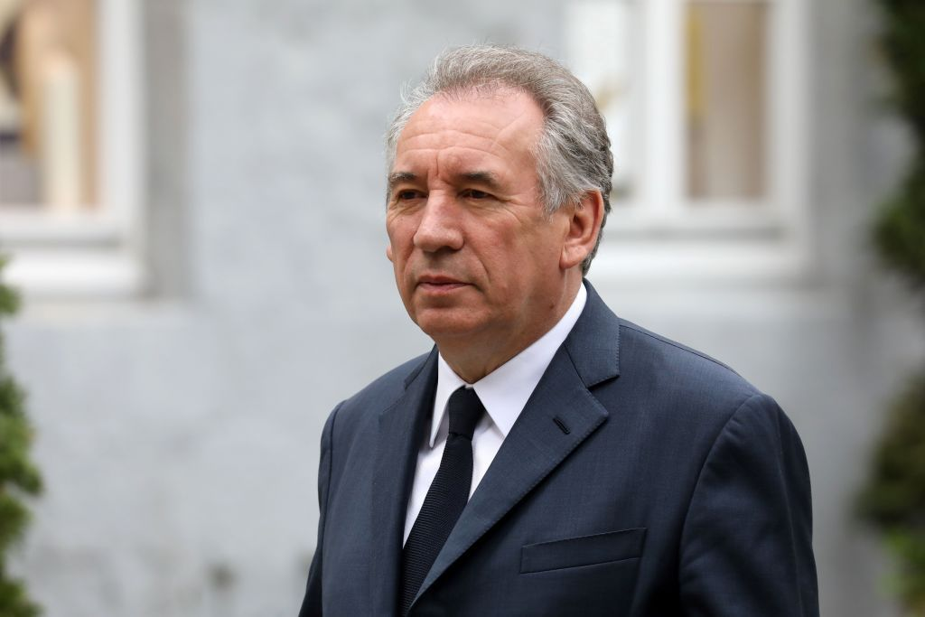 L'homme politique François Bayrou | Photo : Getty Images