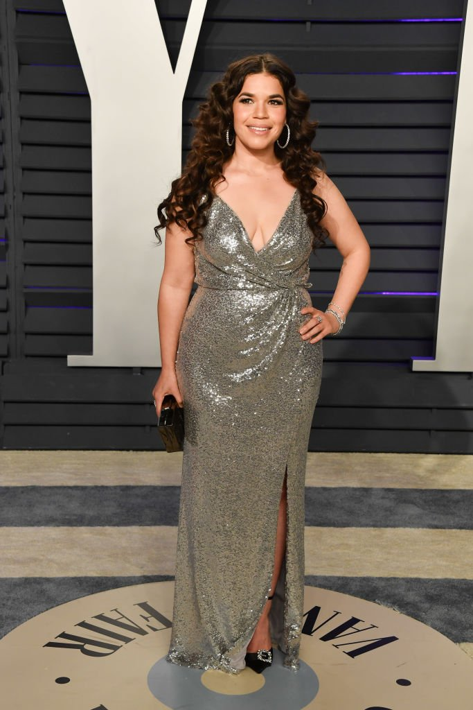 America Ferrera attends the 2019 Vanity Fair Oscar Party at Wallis Annenberg Center for the Performing Arts on February 24, 2019 in Beverly Hills, California. | Photo: Getty Images