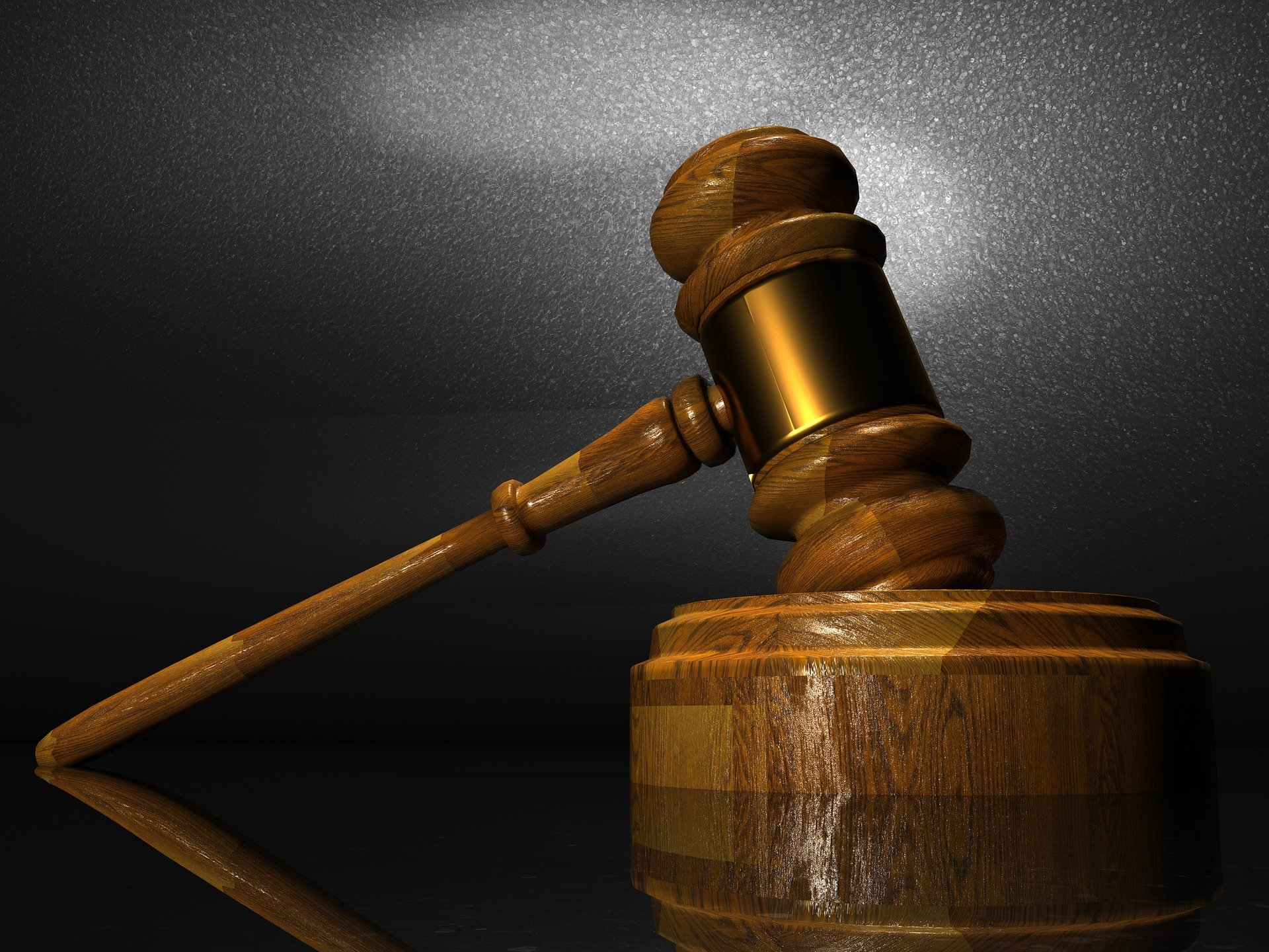 Pictured - A gavel used by a judge in a court of law   Source: Pixabay