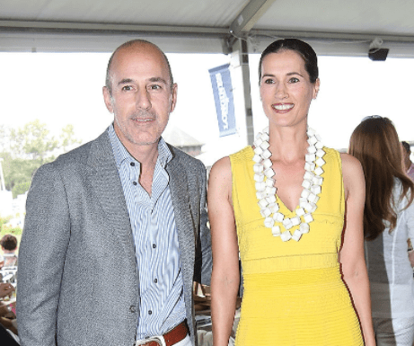 Matt Lauer and Annette Lauer attend the 39th Annual Hampton Classic Horse Show Grand Prix on August 31, 2014 in Bridgehampton, New York. | Source: Getty Images