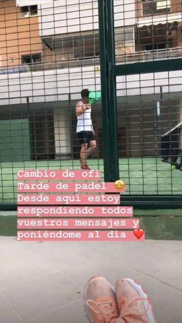 Captura de pantalla de historia de Instagram de Rocío Flores || Fuente: Instagram.com/rotrece