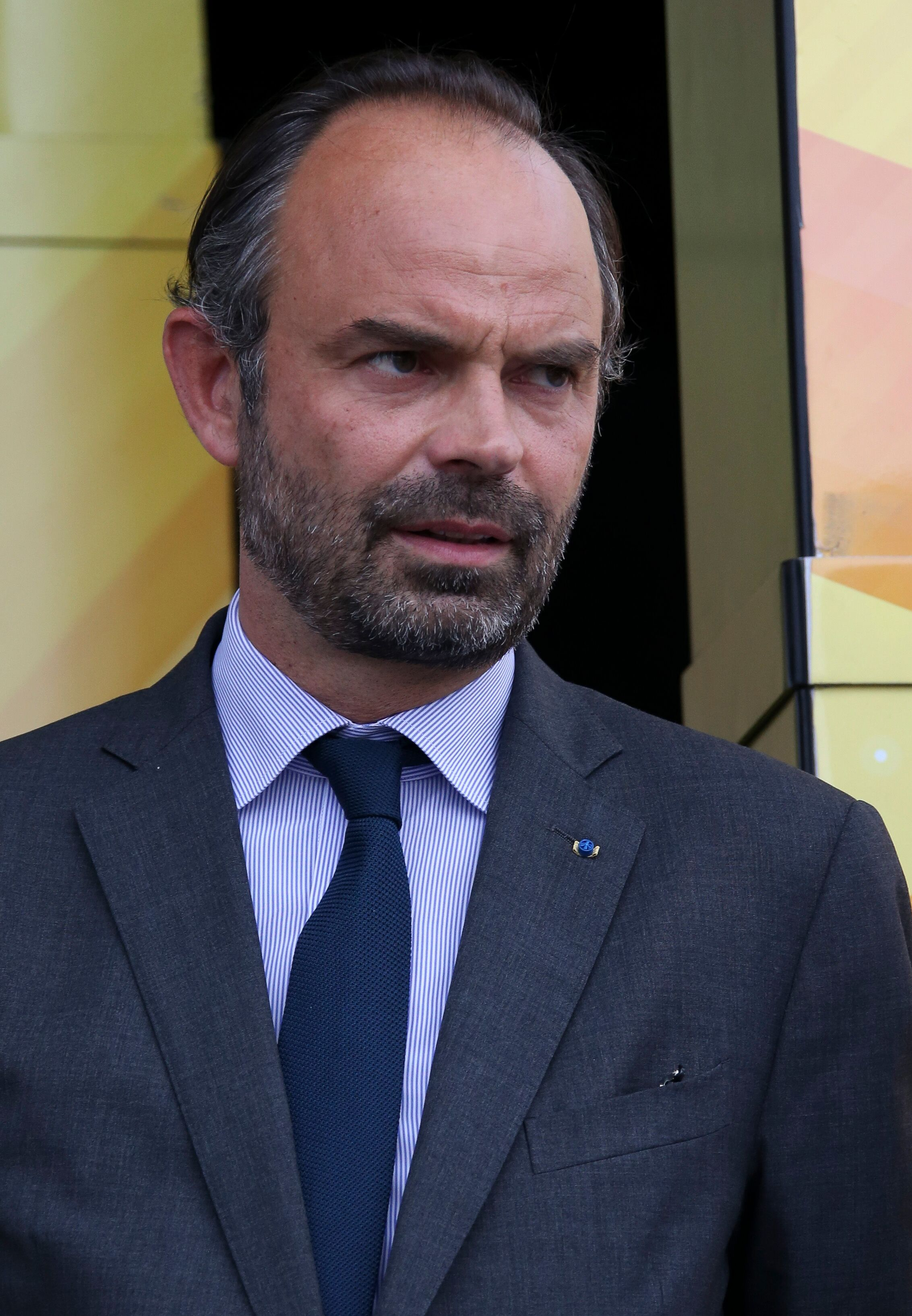 Édouard Philippe. l Source : Getty Images