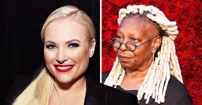 Meghan McCain Pays Touching Tribute to Friendship with 'The View' Co-host Whoopi Goldberg