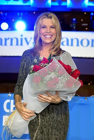 Vanna White attends the official naming ceremony for the new cruise ship Carnival Panorama on December 10, 2019 | Photo: Getty Images