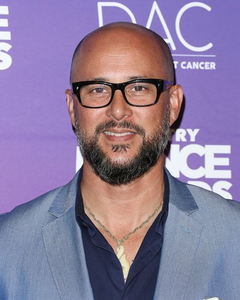 Chris Judd at the 2017 Industry Dance Awards and Cancer Benefit show at Avalon on August 16, 2017 in Hollywood, California. | Photo: Getty Images