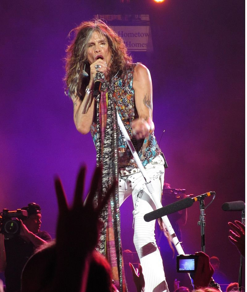 Steven Tyler, 2017 | Quelle: Getty Images