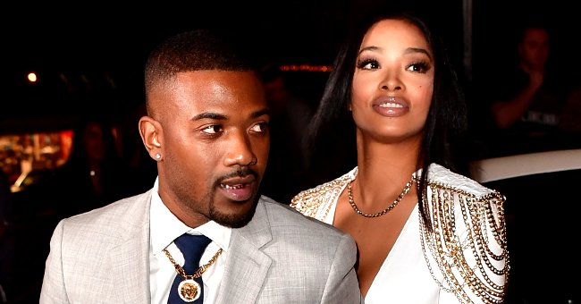 Ray J Says Son Epik Looks like His Mom Princess Love – What Do You Think?