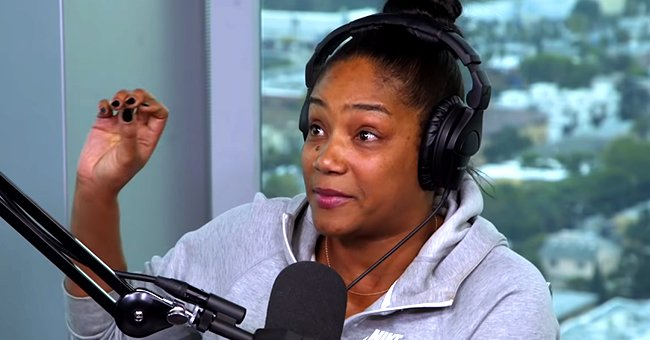 Tiffany Haddish Talks about Her Mom and How Head Injury Changed Her, Making the Actress' Childhood Difficult