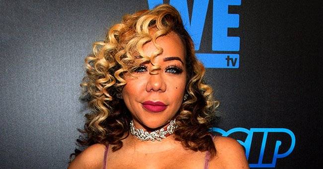 Tiny Harris Posts Adorable Photos of Daughter Heiress in Nike Outfit, Showing Her Cute Pigtails