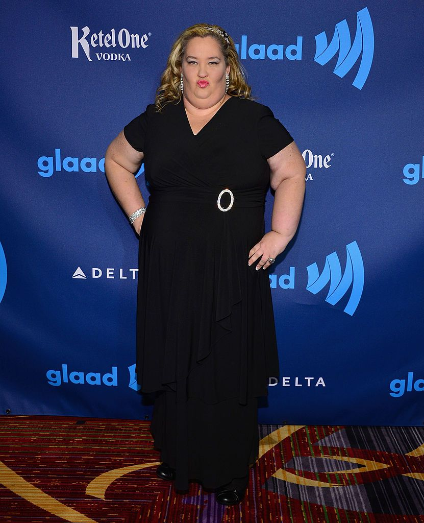 """June """"Mama"""" Shannon at the 24th Annual GLAAD Media Awards on March 16, 2013 in New York City 