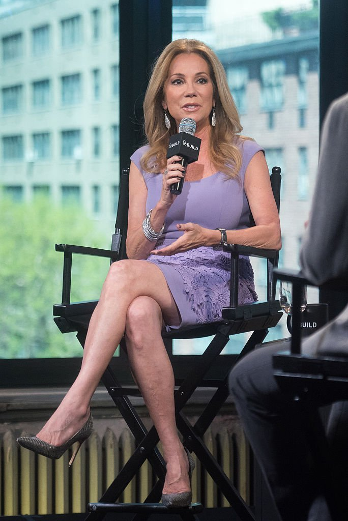 Kathie Lee Gifford attends the AOL Build Speaker Series in New York City on April 20, 2016 | Photo: Getty Images