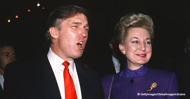 Donald Trump's Elder Sister Maryanne Retires as a Judge after Allegations of Tax Evasion